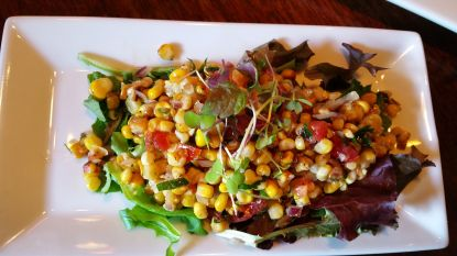 corn salad local
