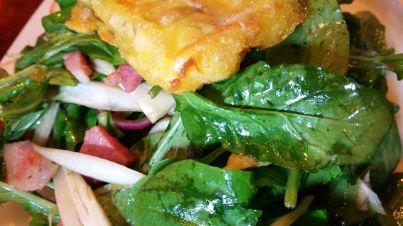 insalata dirucola 3 closeup