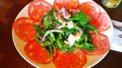 grana tomato carpaccio 2